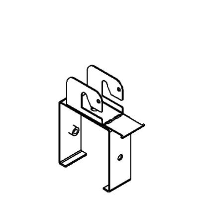 Bracket for Horizontal Wire