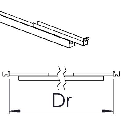 Row mounting brackets ^2^