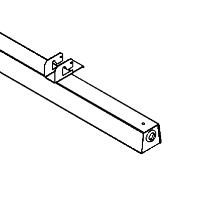 Wire suspension bracket