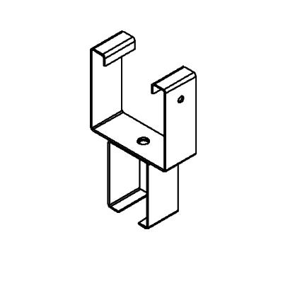 MEK rail bracket