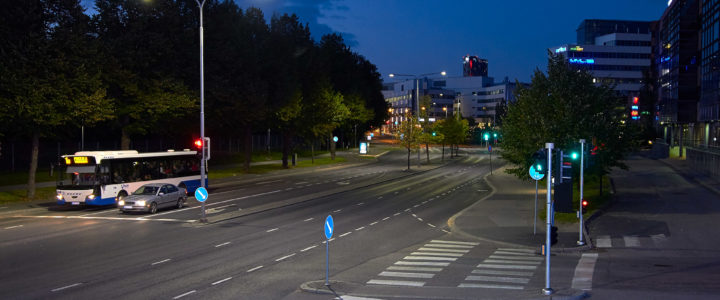 Customisation Is Key to Modern Street Lighting