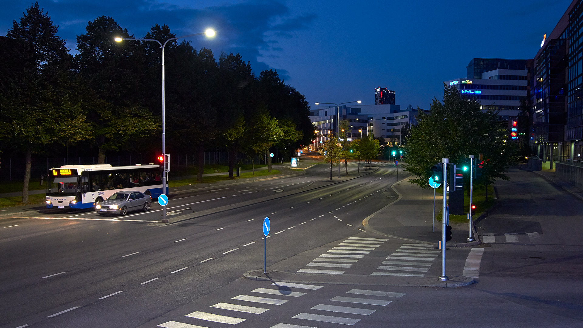 Customisation Is Key To Modern Street Lighting Greenled