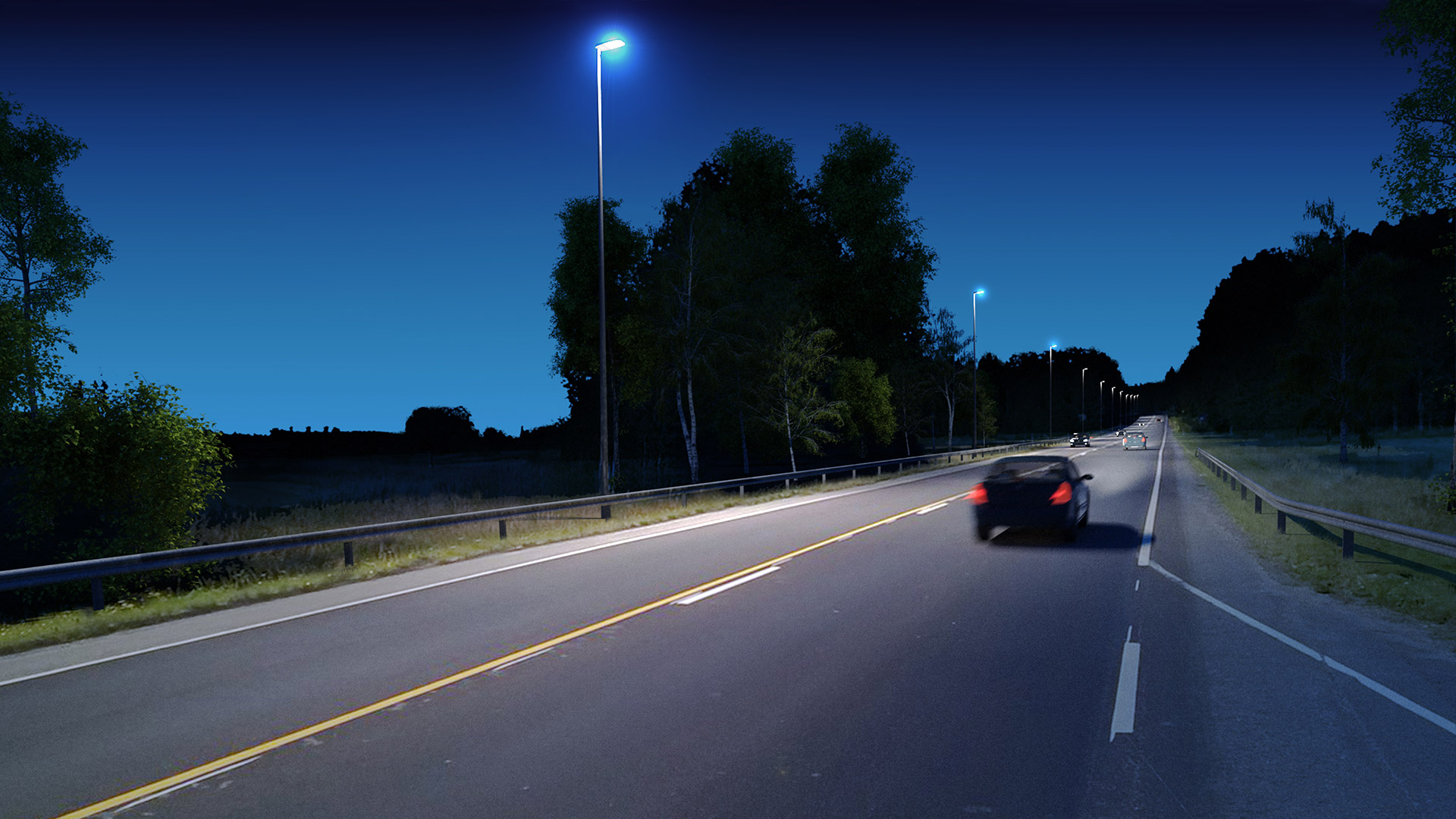 Vega L: The Solution to Nordic Street Lighting