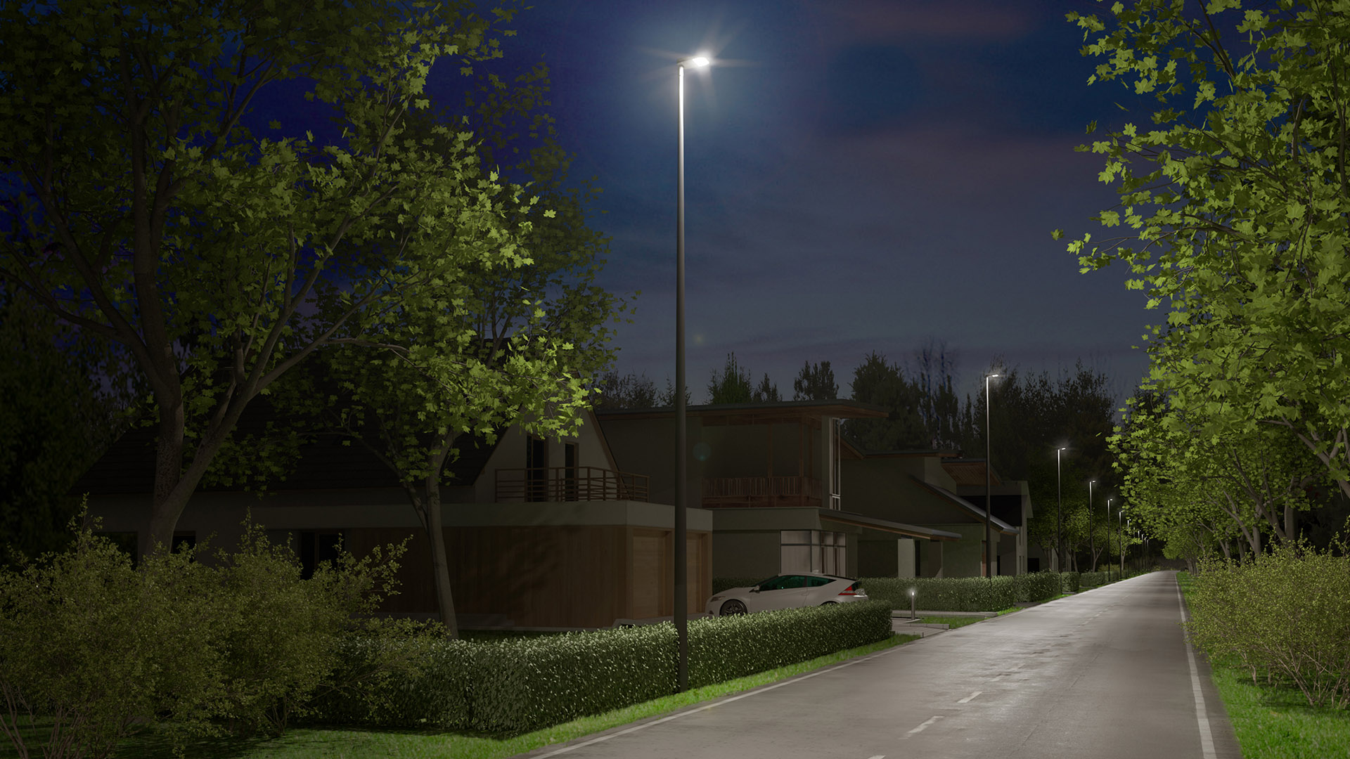 Vega S brings modern opportunities to street and area lighting