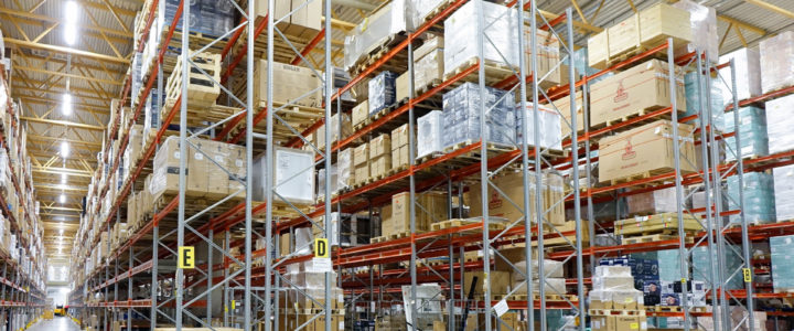5 + 1 Reasons to Renew the Lighting of Logistic Halls