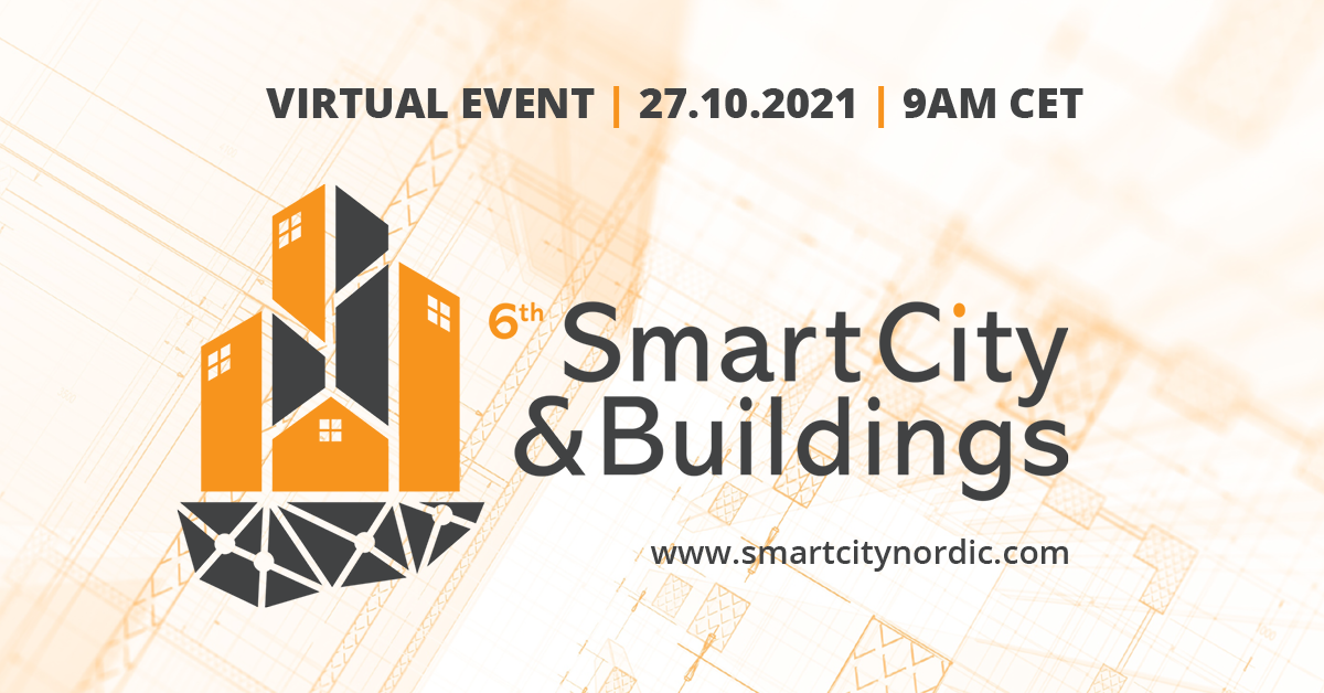 Greenled at the Smart City & Buildings 2021 event